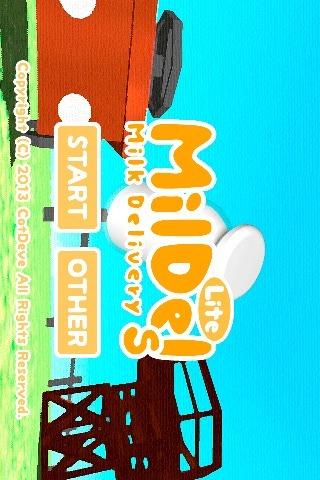 MilDel-S_Lite -無料で簡単なシューティング-のスクリーンショット_5