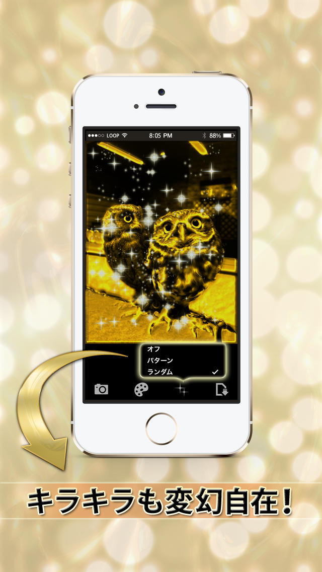 ゴールデンカメラ(金カメ!)のスクリーンショット_3
