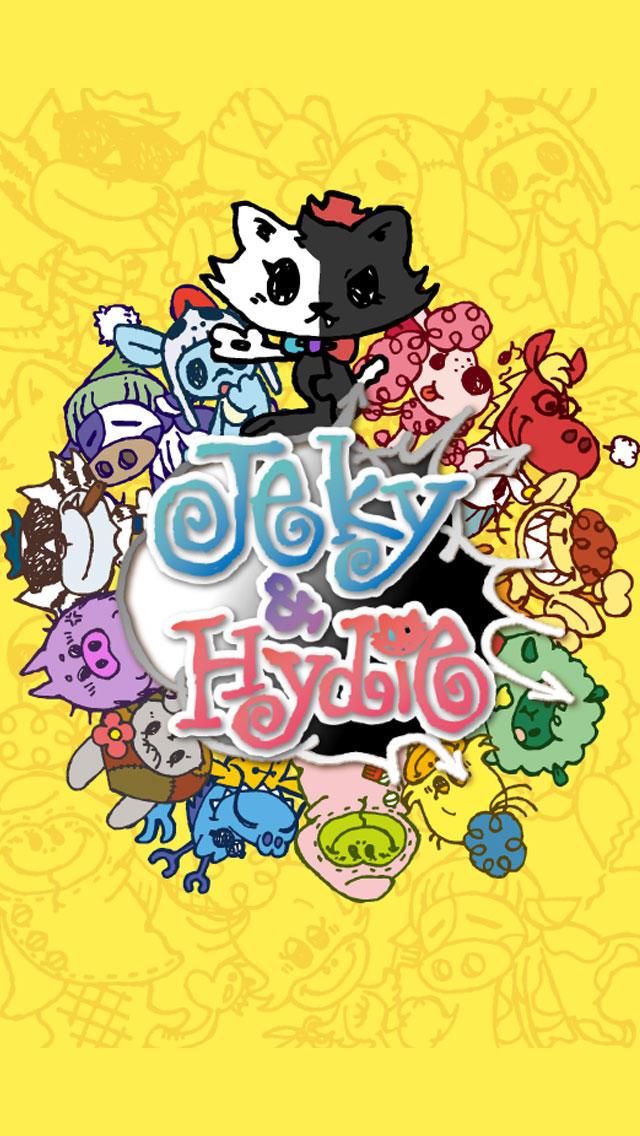 どうぶつリバーシJeky&Hydieねこネコパズルゲーム for Kidsのスクリーンショット_2