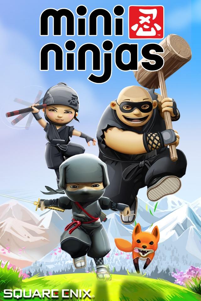 Mini Ninjasのスクリーンショット_1