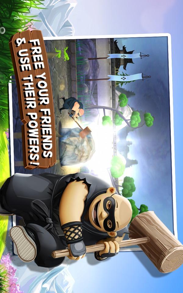Mini Ninjasのスクリーンショット_3