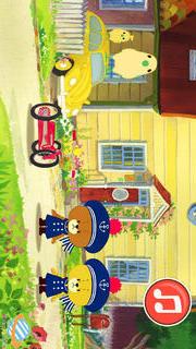 親子で一緒に楽しめる幼児・子供向け無料アプリ「がんばれ!ルルロロの「ワンダリズム」リズム感と感性を豊かにする知育学習のスクリーンショット_1