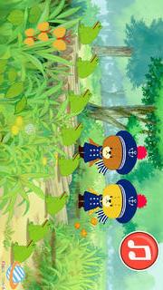 親子で一緒に楽しめる幼児・子供向け無料アプリ「がんばれ!ルルロロの「ワンダリズム」リズム感と感性を豊かにする知育学習のスクリーンショット_2