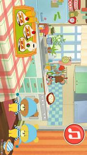 親子で一緒に楽しめる幼児・子供向け無料アプリ「がんばれ!ルルロロの「ワンダリズム」リズム感と感性を豊かにする知育学習のスクリーンショット_3