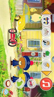 親子で一緒に楽しめる幼児・子供向け無料アプリ「がんばれ!ルルロロの「ワンダリズム」リズム感と感性を豊かにする知育学習のスクリーンショット_4