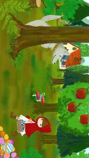親子で楽しめる赤ちゃん・幼児・子供向け動く絵さがし絵本「どこにいるかな?」(右脳が発達する知育学習用無料アプリ)のスクリーンショット_1