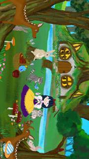 親子で楽しめる赤ちゃん・幼児・子供向け動く絵さがし絵本「どこにいるかな?」(右脳が発達する知育学習用無料アプリ)のスクリーンショット_4