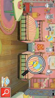 親子で一緒に楽しめる幼児・子供向け無料アプリ「がんばれ!ルルロロの虫めがね探検」観察力と感性を豊かにする知育学習のスクリーンショット_3