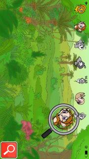 アクビガールの虫めがね探検:おとうさんやおかあさんといっしょに遊べる子供向け無料知育ゲームアプリのスクリーンショット_3