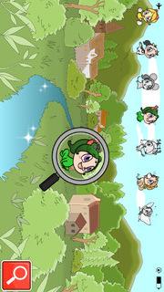 アクビガールの虫めがね探検:おとうさんやおかあさんといっしょに遊べる子供向け無料知育ゲームアプリのスクリーンショット_4