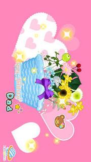 親子で一緒に楽しめる幼児・子供向け無料アプリ「はなたばつくろっ!!」女の子の感性を豊かにする知育学習のスクリーンショット_4