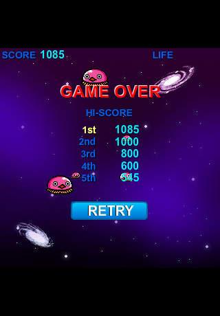 むくむくピコムシ!LITE/Survival In Space LITEのスクリーンショット_4