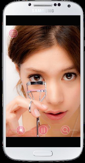 ミラー♪かわいい無料の鏡アプリ シンプルミラーのスクリーンショット_5
