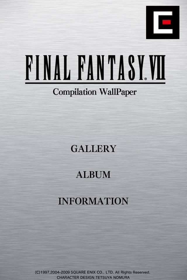 FINAL FANTASY VII Compilation Wallpaper のスクリーンショット_1