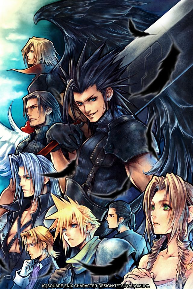 FINAL FANTASY VII Compilation Wallpaper のスクリーンショット_3