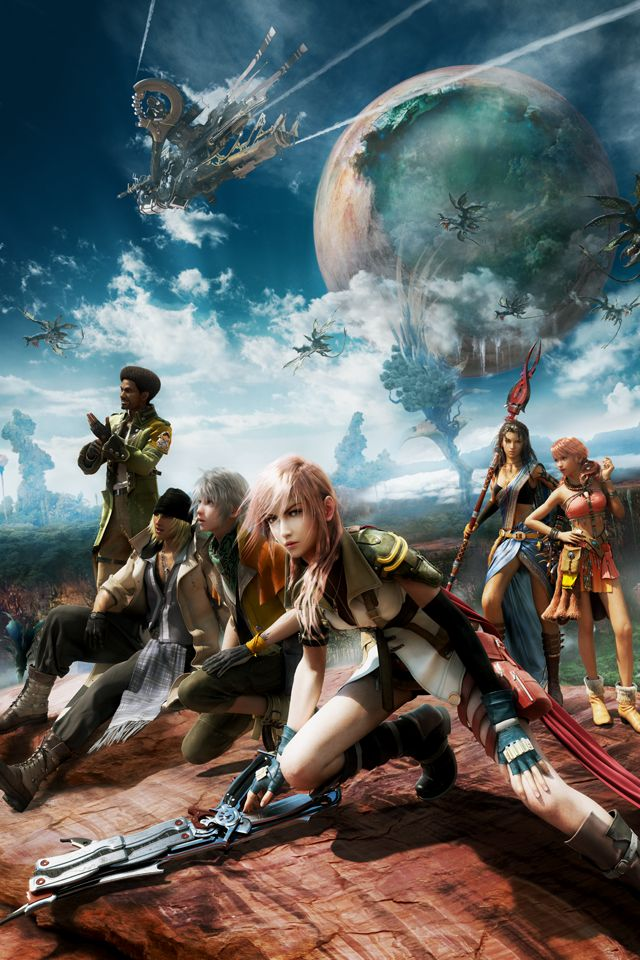 FINAL FANTASY XIII  Larger-than-Life Galleryのスクリーンショット_1