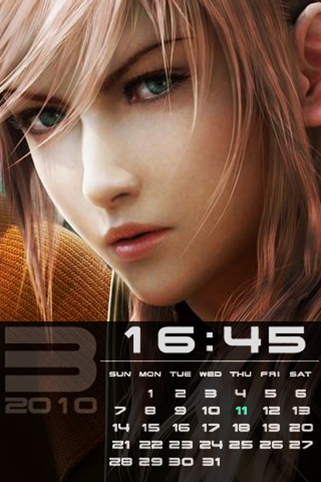 FINAL FANTASY XIII  Larger-than-Life Galleryのスクリーンショット_2