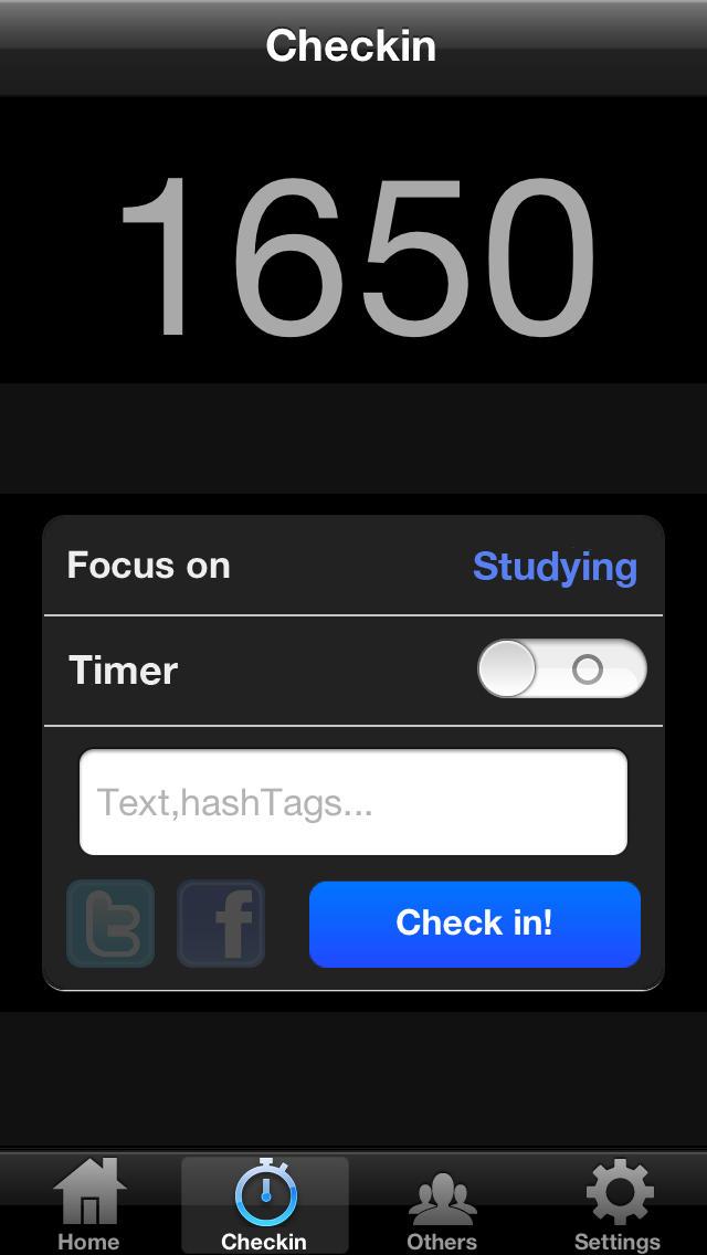 カンタン勉強時間管理 Simple Hoursのスクリーンショット_4