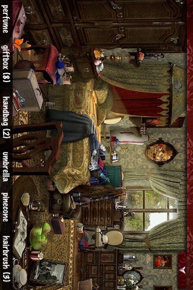 Victorian Mysteries®: The Moonstoneのスクリーンショット_1