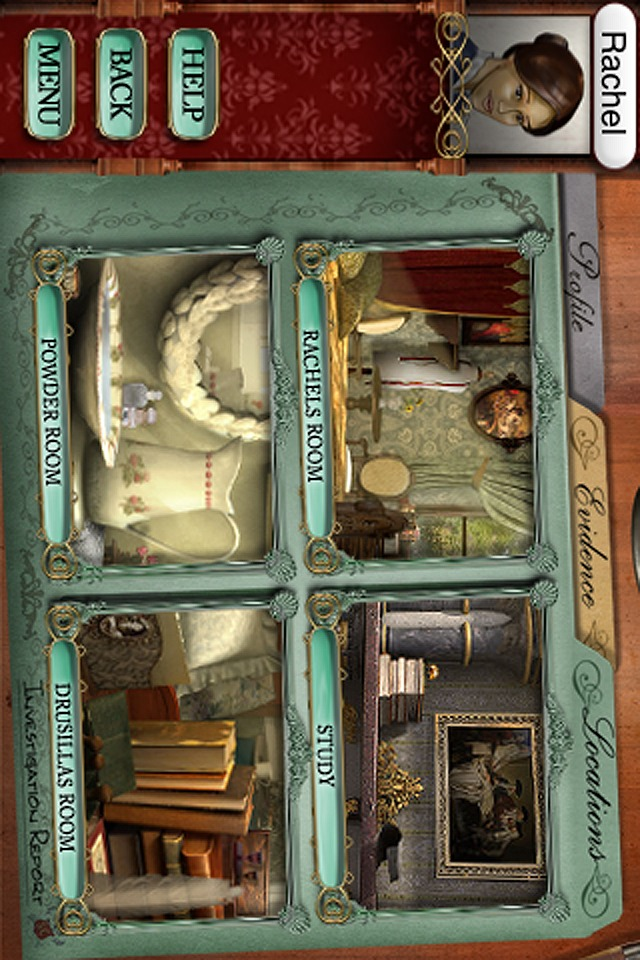 Victorian Mysteries®: The Moonstoneのスクリーンショット_2