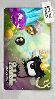 Pebble Universe Freeのスクリーンショット_1