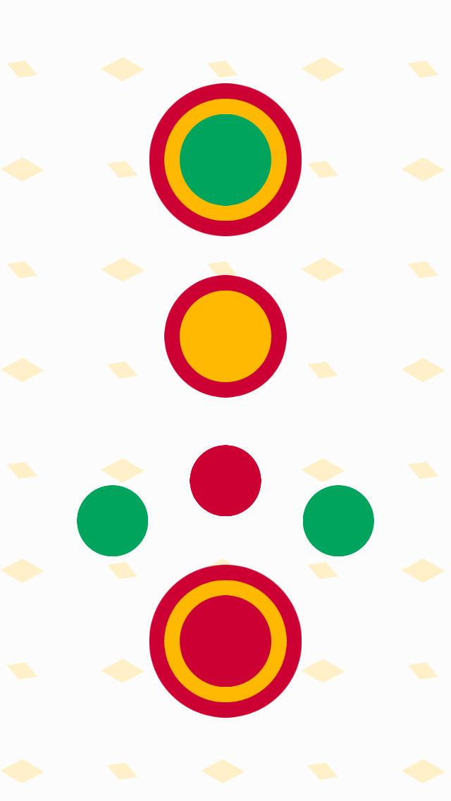 Satia - 心を清らかにするシンプルパズルのスクリーンショット_2