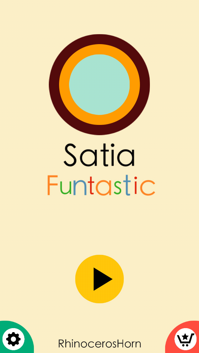 Satia Funtastic - 気づきを育てるシンプルパズルのスクリーンショット_1