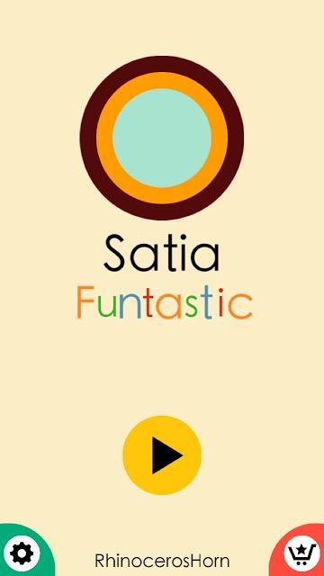 Satia Funtastic - 心を育てる気づきのパズルのスクリーンショット_1