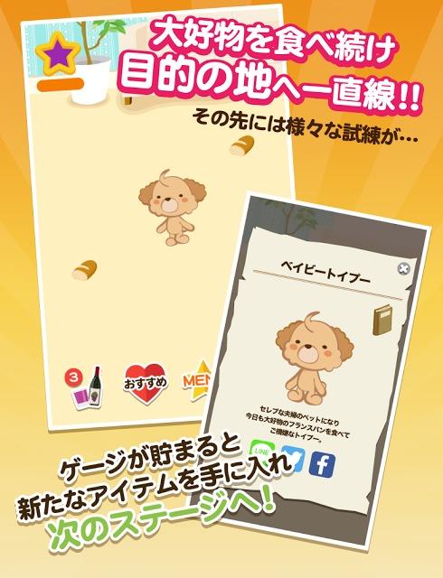 反逆のカリスマ犬〜トイプードル編〜のスクリーンショット_5
