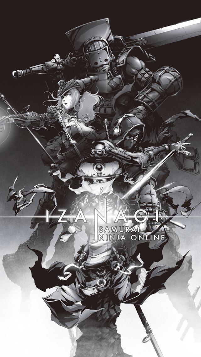 イザナギオンライン -Samurai Ninja-のスクリーンショット_5