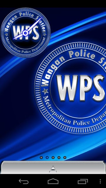 踊る大捜査線(WPS)きせかえのスクリーンショット_3