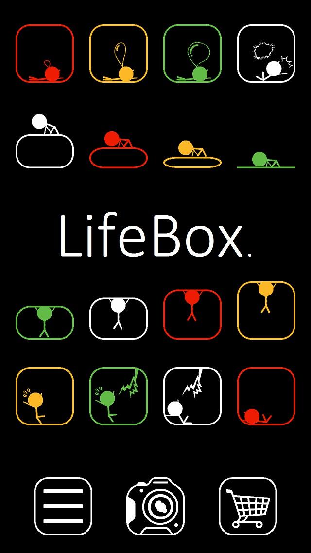 LifeBox.のスクリーンショット_1