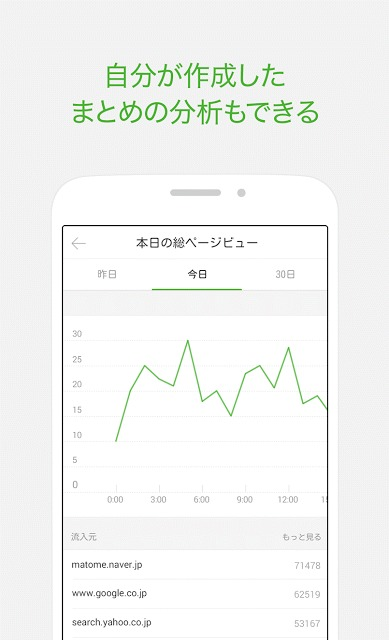 NAVERまとめリーダー - 「NAVERまとめ」公式アプリのスクリーンショット_5