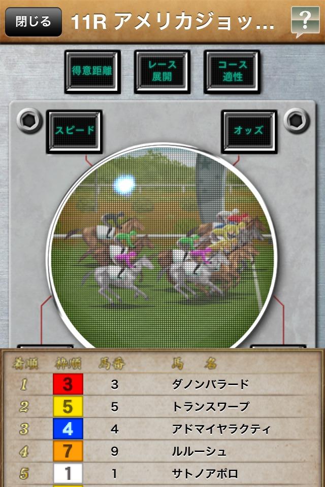大馬神 ~究極競馬シミュレーター~のスクリーンショット_4