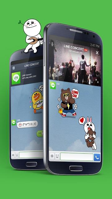 LINE Live Playerのスクリーンショット_2