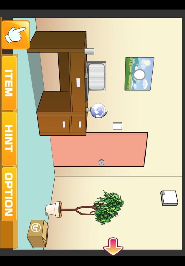 密室脱出ゲーム「密室ありマス」のスクリーンショット_1