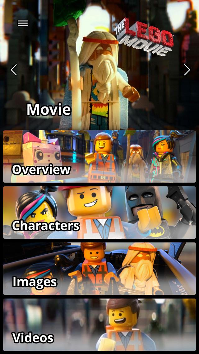 The LEGO® Movie Experienceのスクリーンショット_1