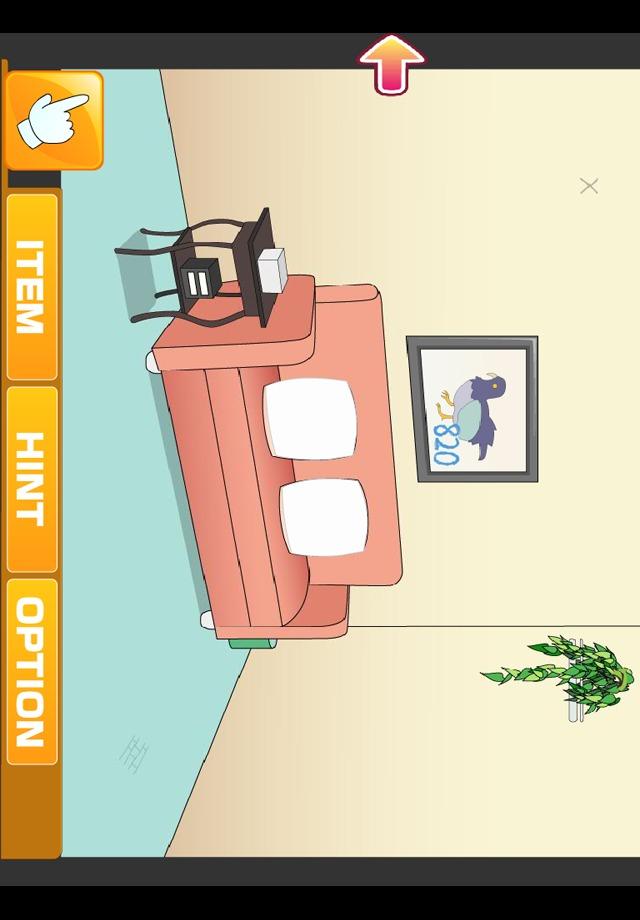 密室脱出ゲーム「密室ありマス」のスクリーンショット_2