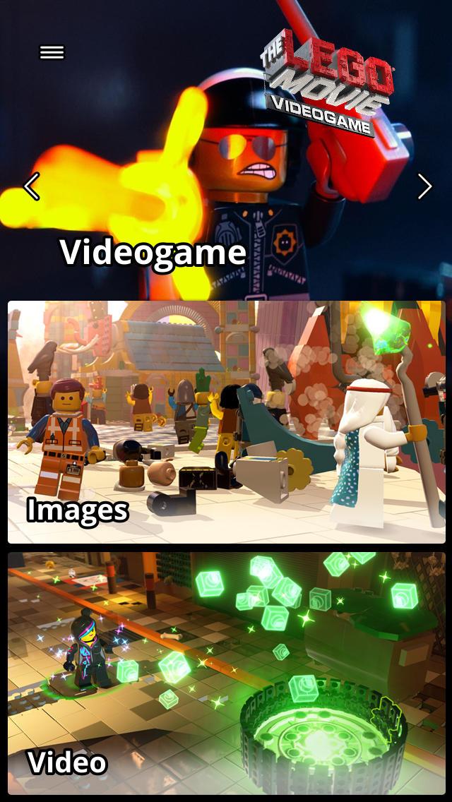 The LEGO® Movie Experienceのスクリーンショット_2
