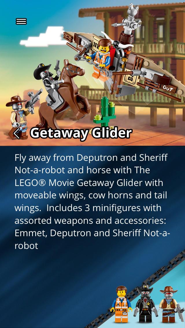 The LEGO® Movie Experienceのスクリーンショット_4