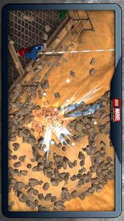 LEGO® Marvel™ Super Heroes:世界の危機のスクリーンショット_2