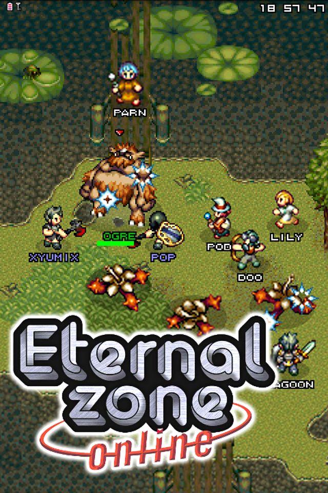 Eternal Zone Onlineのスクリーンショット_2