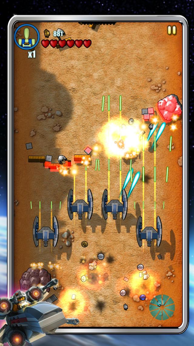 LEGO® Star Wars™:  Microfightersのスクリーンショット_1
