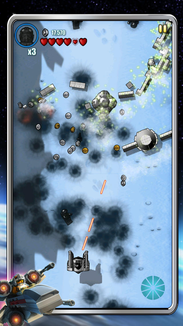 LEGO® Star Wars™:  Microfightersのスクリーンショット_2