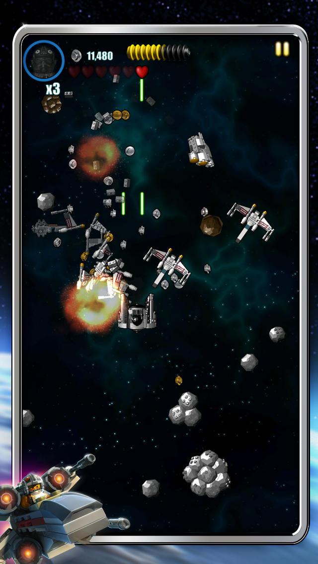LEGO® Star Wars™:  Microfightersのスクリーンショット_3
