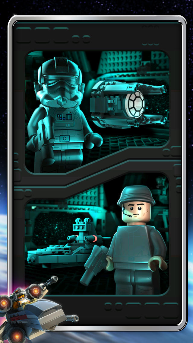 LEGO® Star Wars™:  Microfightersのスクリーンショット_4