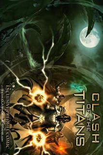 Clash of the Titans: Exclusive prequel comicのスクリーンショット_1