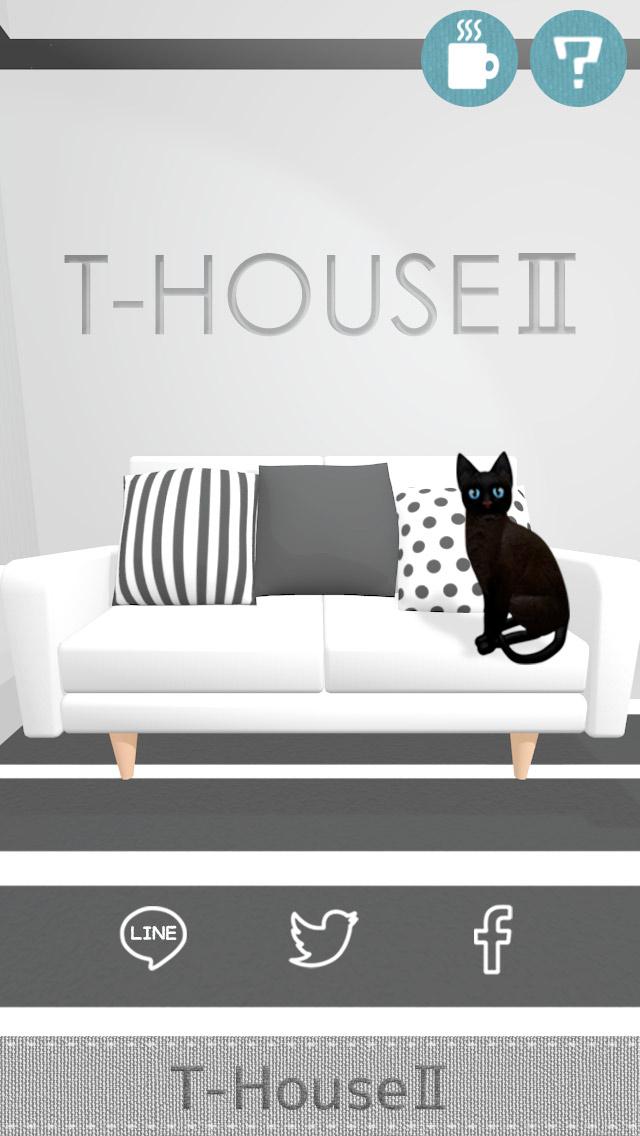 脱出!T-HOUSE2のスクリーンショット_1
