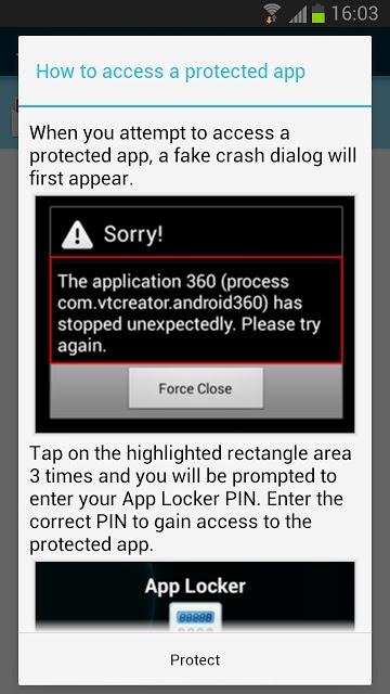 AppLock - App Lock & Protectのスクリーンショット_3
