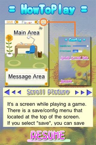 脱出ゲーム Flowerのスクリーンショット_2